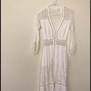Spell & The Gypsy Collective Dresses - New spell white dress